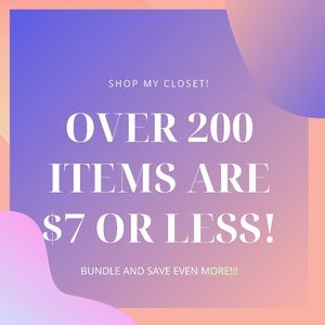 SHOP THESE DEALS! JUST REDUCED. BELOW $10!